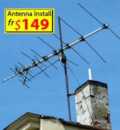 Antenna Aerial Installer Fremantle